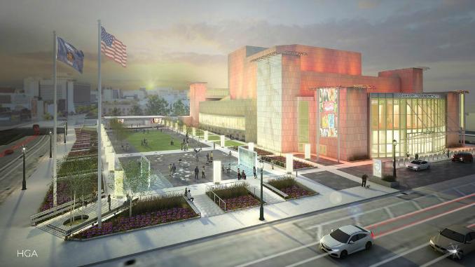 Marcus Center Announces Plans For Renovated Campus