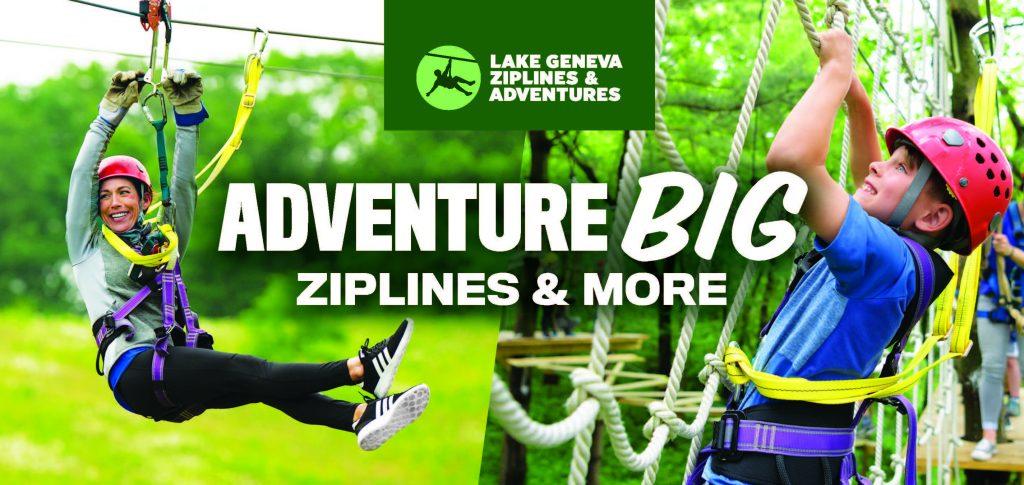 Welcome To The Lake Geneva Ziplines & Adventures